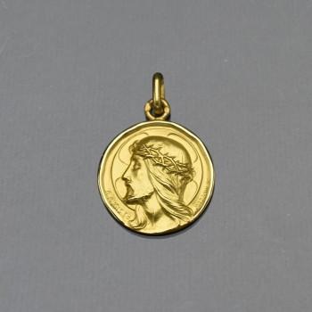 Médaille or Ecce homo