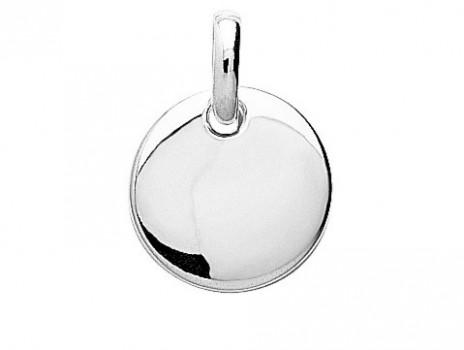 Médaille lenticulaire 18mm