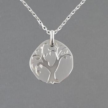 """Médaille """"Arbre de vie"""" et..."""