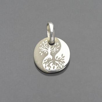 """Médaille """"Arbre de vie yin..."""