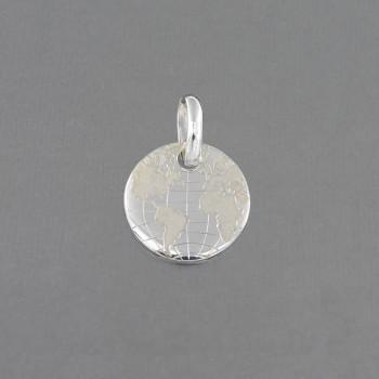 """Médaille """"Mappemonde"""""""