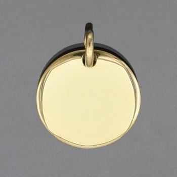 Médaille lenticulaire 25mm
